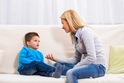 Çocukla İletişim
