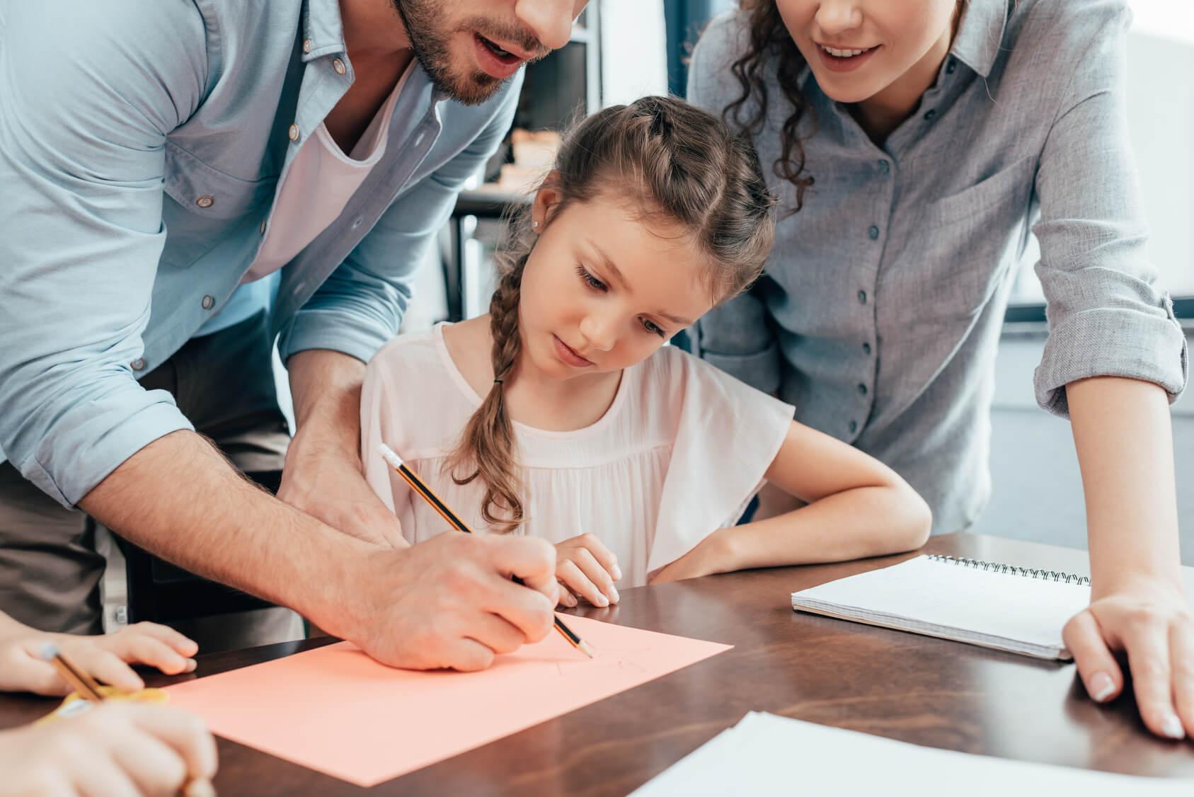 Okul Başarısını Artırmak isteyen ebevenylerin rolü