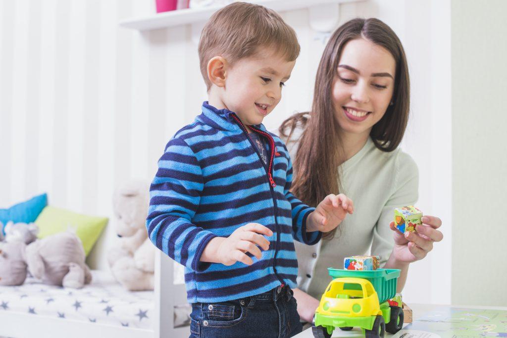 Çocukların Gelişimlerini Desteklemek (3-6 yaş)