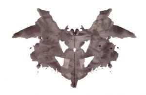 Rorschach Mürekkep Testi - Psikolojik Testler